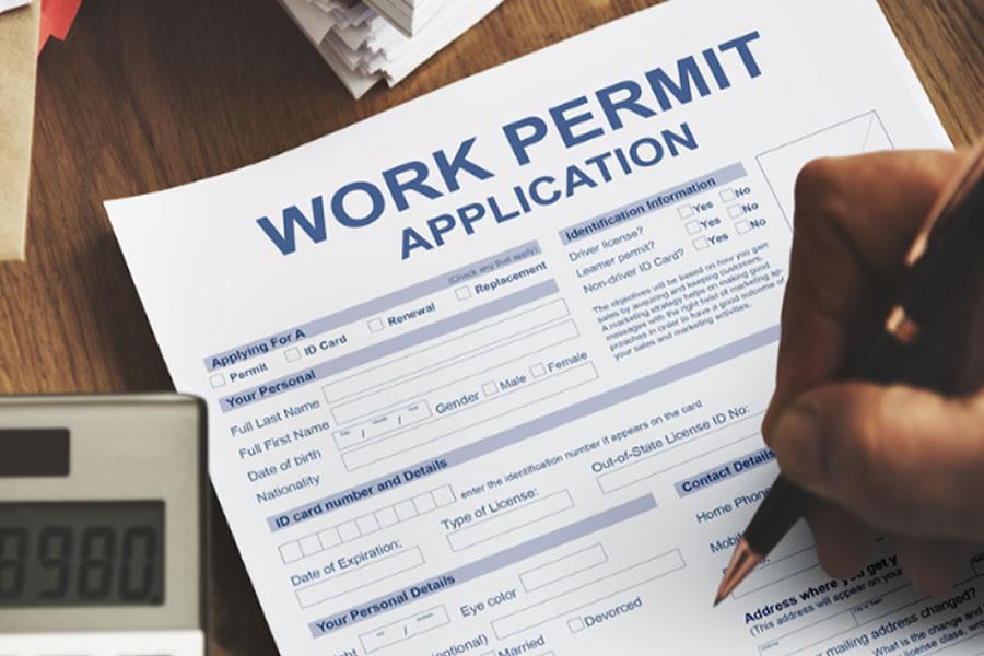 work permit processing - prosrecruit